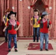 Интересные танцы в детском саду